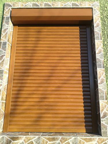 rulouri exterioare timisoara imitatie lemn 5
